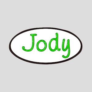 Jody Glitter Gel Patch
