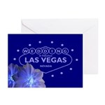 Wedding In Las Vegas Greeting Cards (Pk of 20)