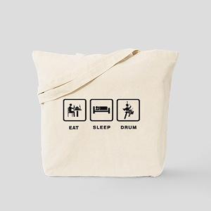 Snare Drum Tote Bag