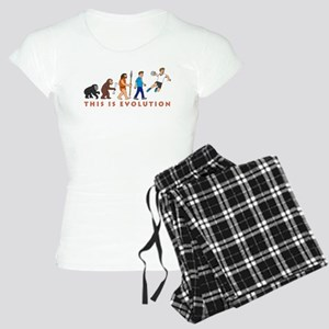 This is evolution Women's Light Pajamas