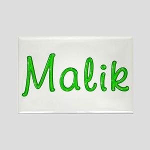 Malik Glitter Gel Rectangle Magnet