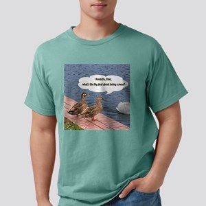 twoducks6x6 Mens Comfort Colors Shirt