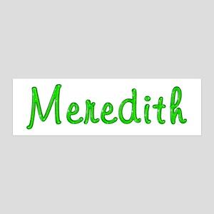 Meredith Glitter Gel 36x11 Wall Peel