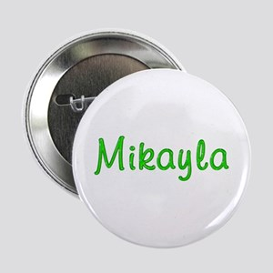 Mikayla Glitter Gel Button