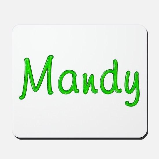 Mandy Glitter Gel Mousepad