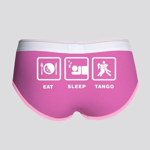 Tango Dancing Women's Boy Brief