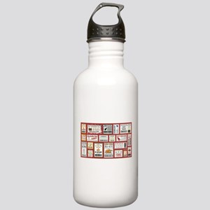 COOL COUPONS Stainless Water Bottle 1.0L