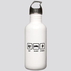 Bass Cymbal Stainless Water Bottle 1.0L