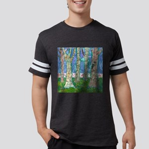 Music Amongst the Trees Mens Football Shirt