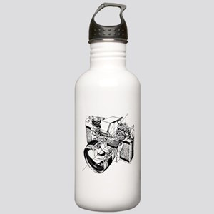 Cutaway Camera Stainless Water Bottle 1.0L