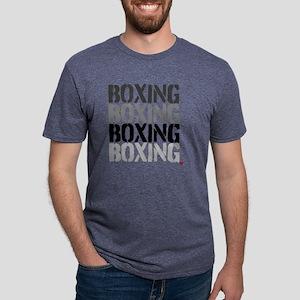 BOXINGBOXING Mens Tri-blend T-Shirt