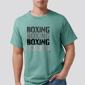 BOXINGBOXING Mens Comfort Colors Shirt