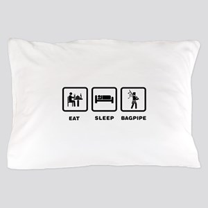 Bagpiper-AAD1 Pillow Case