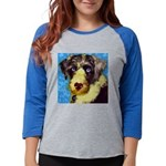 Dixie.png Womens Baseball Tee