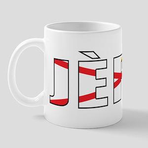Jersey (Jèrriais) Mug