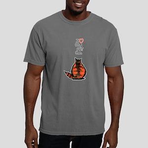 Fat Cat Mens Comfort Colors Shirt