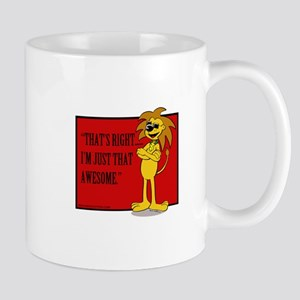 Awesome TC the Lion Mug