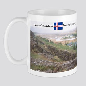 Dream-like Thingvellir Mug