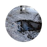 Snowy Creek Crossing (Round)