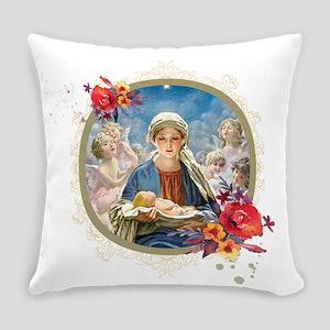 Star of Bethlehem Everyday Pillow
