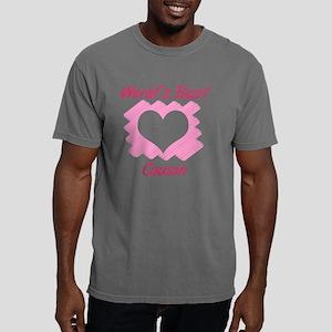 World's Best Cousin (Hea Mens Comfort Colors Shirt