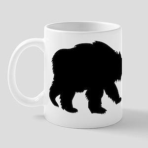 Bear (Silhouette) Mug