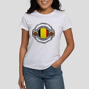 Belgium Football Women's T-Shirt