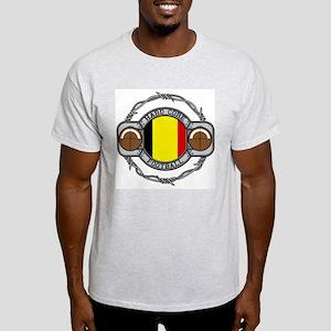 Belgium Football Light T-Shirt