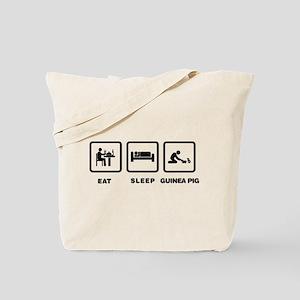 Guinea Pig Lover Tote Bag