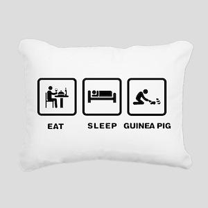Guinea Pig Lover Rectangular Canvas Pillow