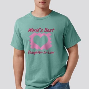 World's Best Daughter-In Mens Comfort Colors Shirt