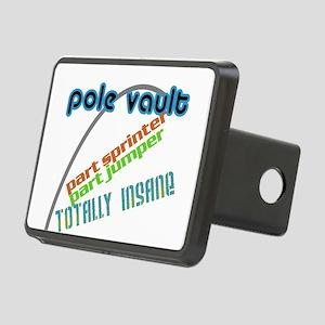 Pole Vault Jumper Sprinter Insane Rectangular Hitc