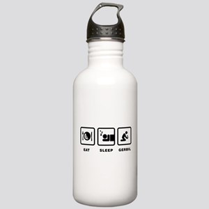 Gerbil Lover Stainless Water Bottle 1.0L
