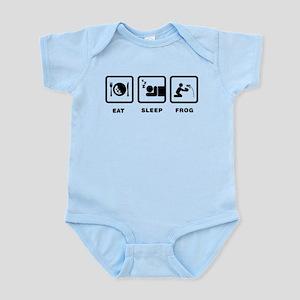 Frog Lover Infant Bodysuit