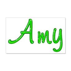 Amy Glitter Gel 22x14 Wall Peel