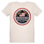 Coast Guard Brother Organic Kids T-Shirt