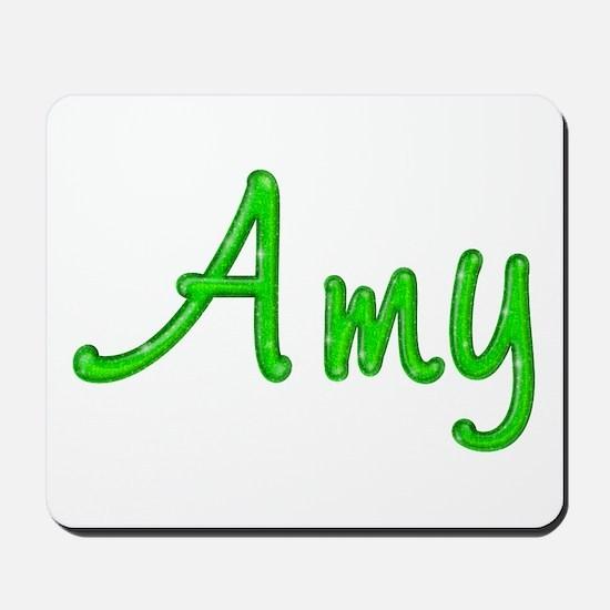 Amy Glitter Gel Mousepad