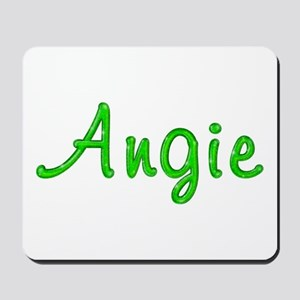 Angie Glitter Gel Mousepad