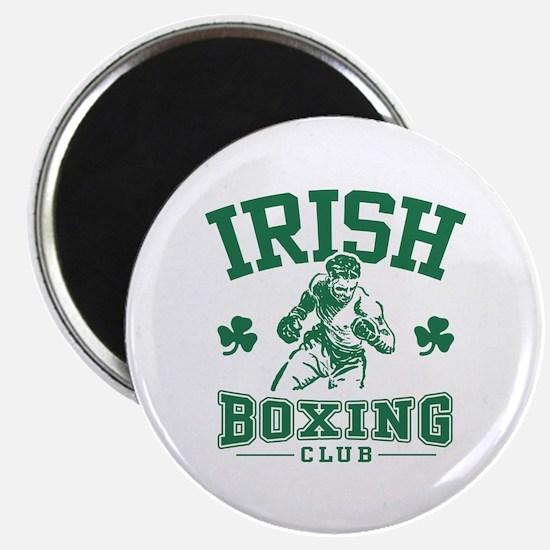 Irish Boxing Magnet