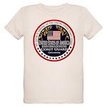 Coast Guard Sister Organic Kids T-Shirt