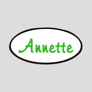 Annette Glitter Gel Patch
