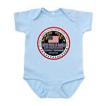 Coast Guard Aunt Infant Bodysuit