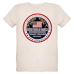 Coast Guard Aunt Organic Kids T-Shirt