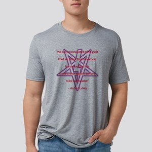 LVSubmissiveQ Mens Tri-blend T-Shirt