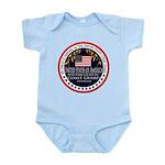 Coast Guard Uncle Infant Bodysuit