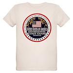 Coast Guard Uncle Organic Kids T-Shirt
