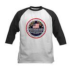 Coast Guard Uncle Kids Baseball Jersey