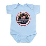 Marine Corps Uncle Infant Bodysuit