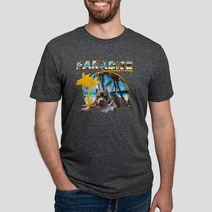 bullyinparadisecopy Mens Tri-blend T-Shirt