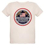 Marine Corps Sister Organic Kids T-Shirt